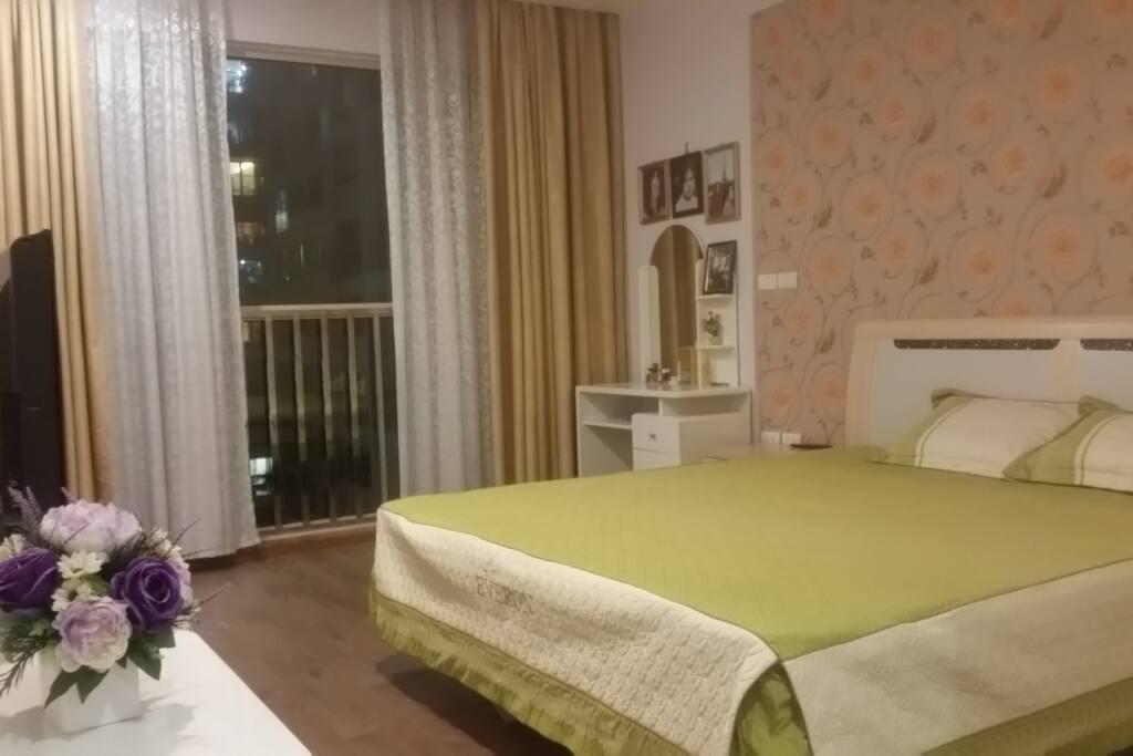 Master bedroom -  25 sqm