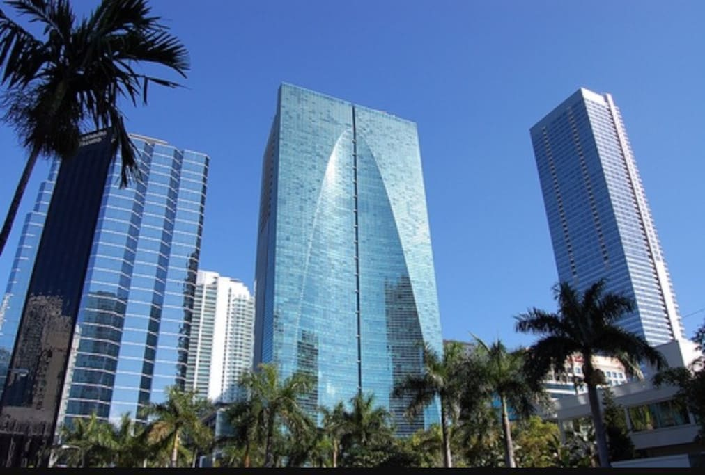 2 Bedroom Luxury At Conrad Brickell Apartments For Rent