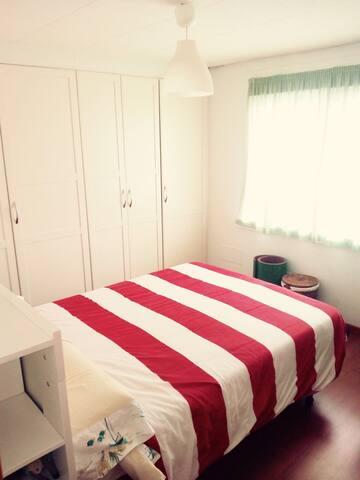 Apartamento céntrico 2 dormitorios
