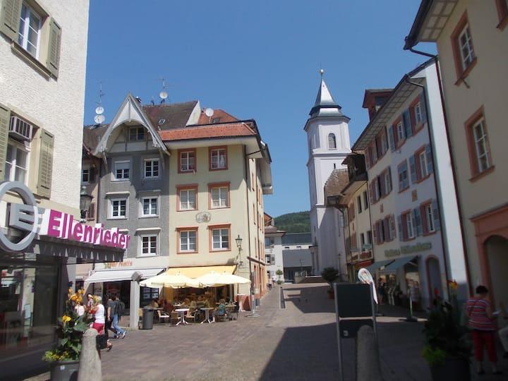 1Zi. Whg. Waldshut Altstadt 3 OG H