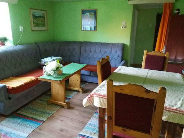 Rooms for rent in a private house