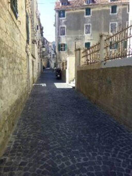 Križeva street