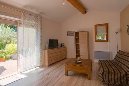 Maison 25m2 Design  CLIMATISEE   avec TERRASSE