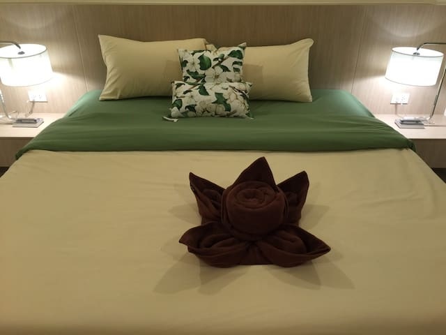 Paradise Park Laemchabang - Appartement
