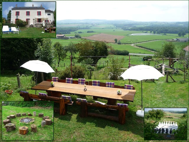 Villa Bourgondie - Lanty - Villa
