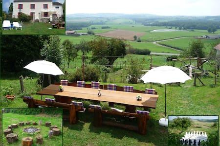 Villa Bourgondie - Lanty