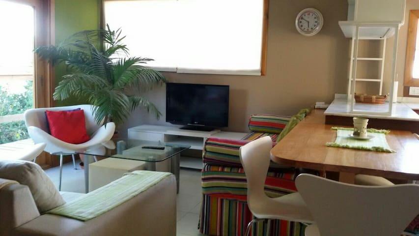 departamento centrico moderno - Villa La Angostura - Apartment
