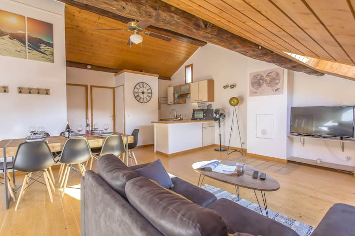 Nice and spacious apartment - Chambéry