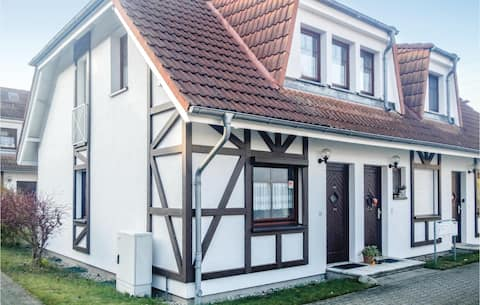 Holiday apartment with 1 room on 33m² in Gustow