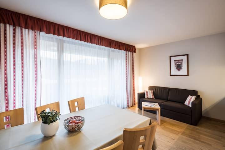 Chalet Vanzi - apartment Sas dla Crusc