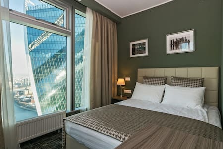 48th Floor - Bed & Breakfast - Moskva - Bed & Breakfast