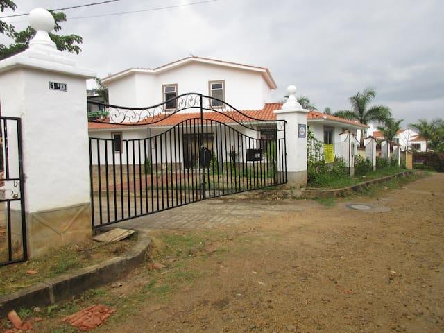Casa en conjunto cerrado nueva - Arbeláez - Casa