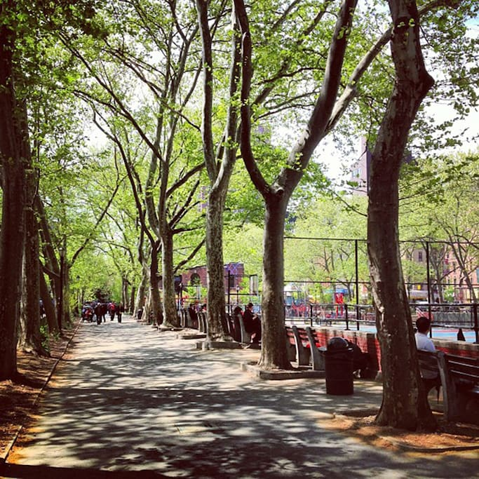 Photo of Sara D. Roosevelt Park