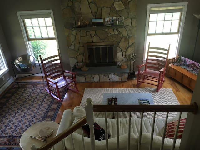Kinderhook, room 2A in charming Hudson Valley home
