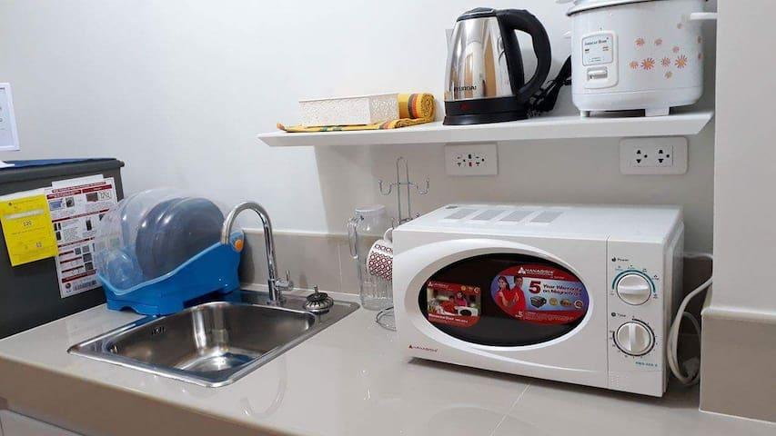Chill One Bedroom Condominium Unit - Quezon City - Apartamento