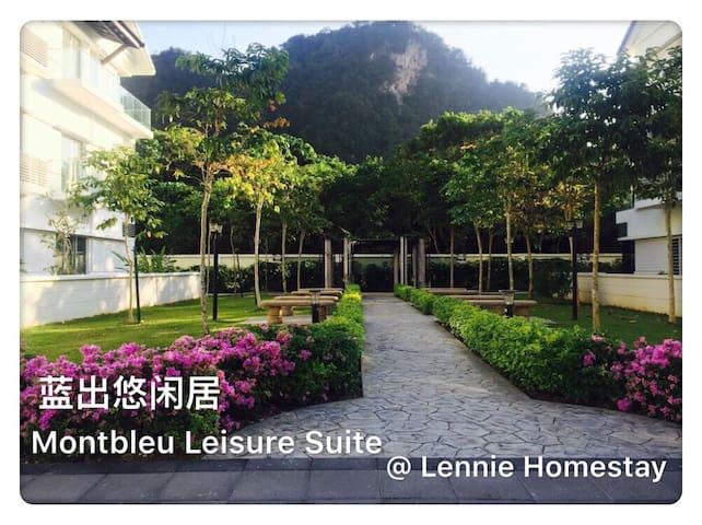 Montbleu Leisure Suite@Lennie Homestay - Ulu Kinta - タウンハウス