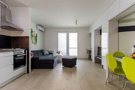 Modern Apartment Harmony