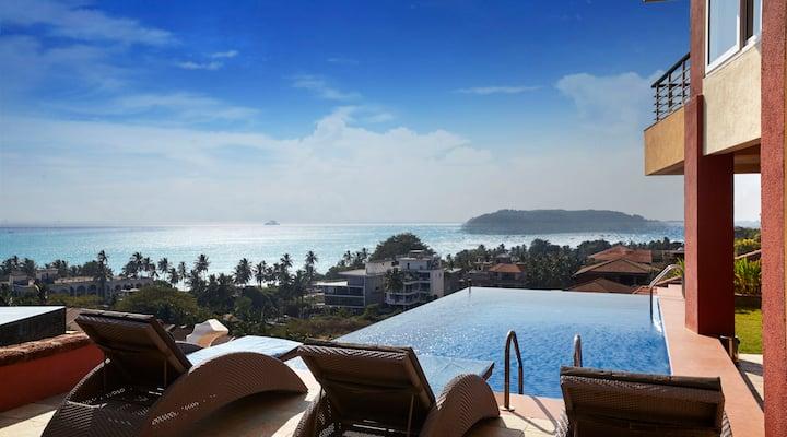 9BHK Sea Facing Luxury 2 Villas 2 Infinity Pools