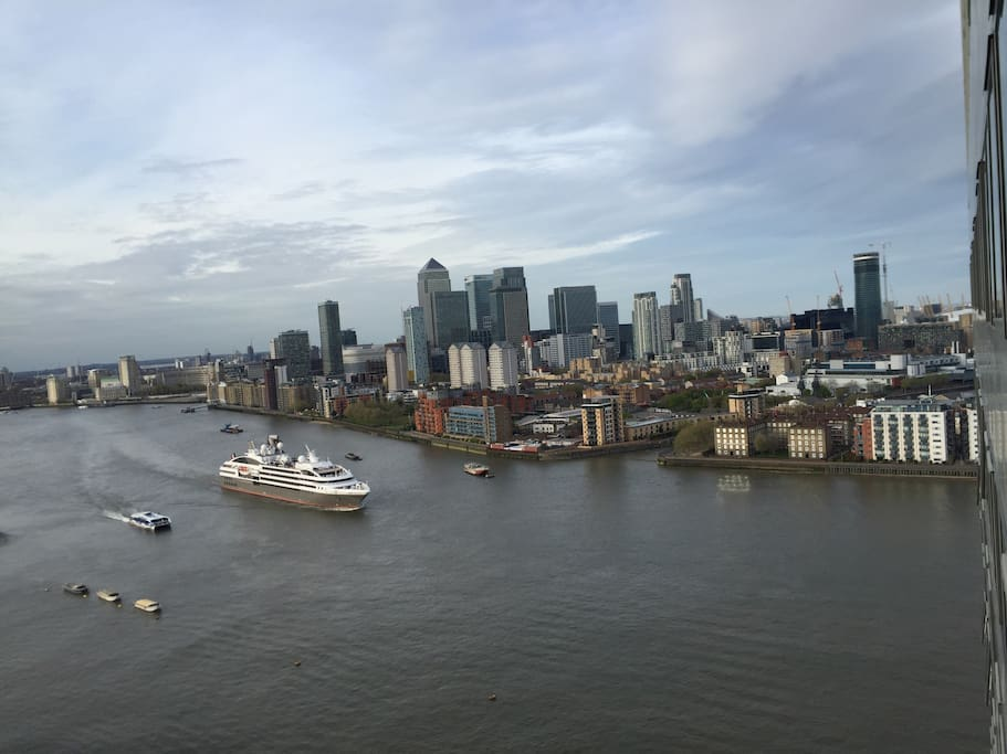 The View Canary Warf