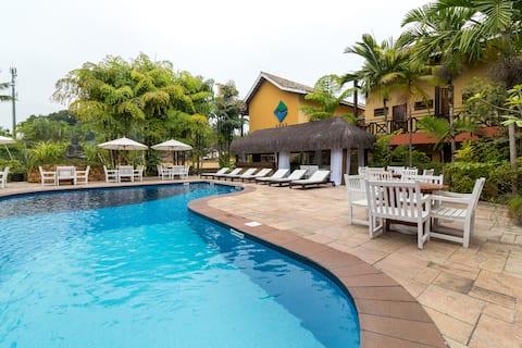 Flat em llhabela no Ilha Flat Hotel