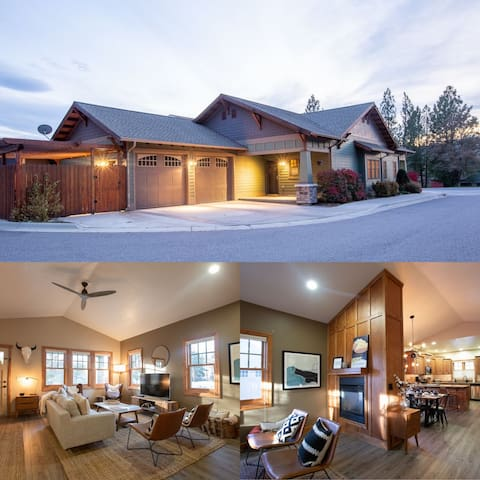NEW! Luxury and Comfort in a Missoula Gem