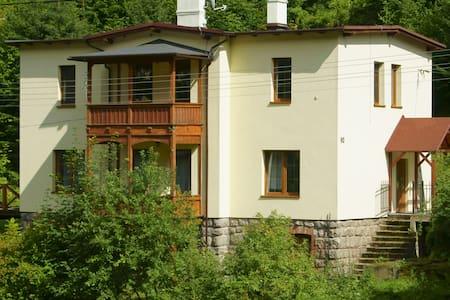 Dom Wrzosówka k. Szklarskiej Poręby - Jelenia Góra