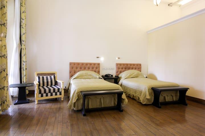 The Harrington Residency - Kolkata - Szoba reggelivel