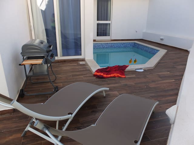 New on the market, well lit, cozy and relaxing - Swieqi - Overig