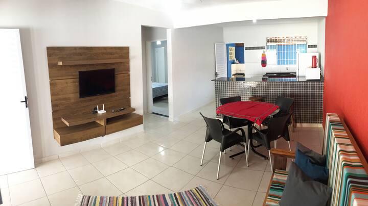 Casa Próximo Projeto Tamar e Praia do Itaguá