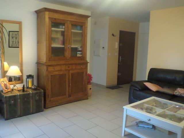 Appartement 3 pièces, Voiron centre - Voiron - Apartamento