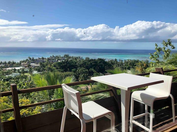 Villa avec vue unique sur l'ocean