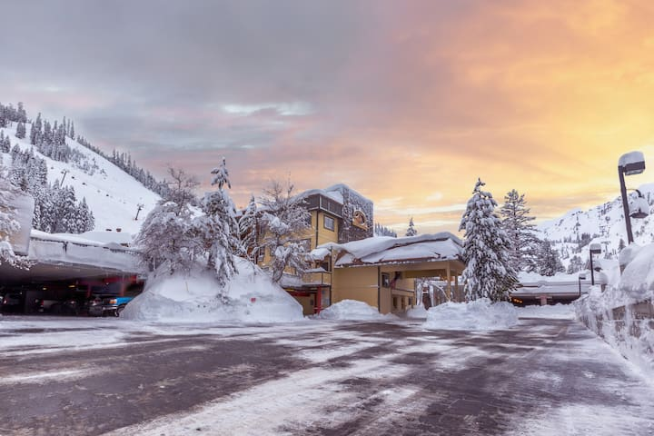 Four Seasons of Fun in the Heart of Squaw Valley