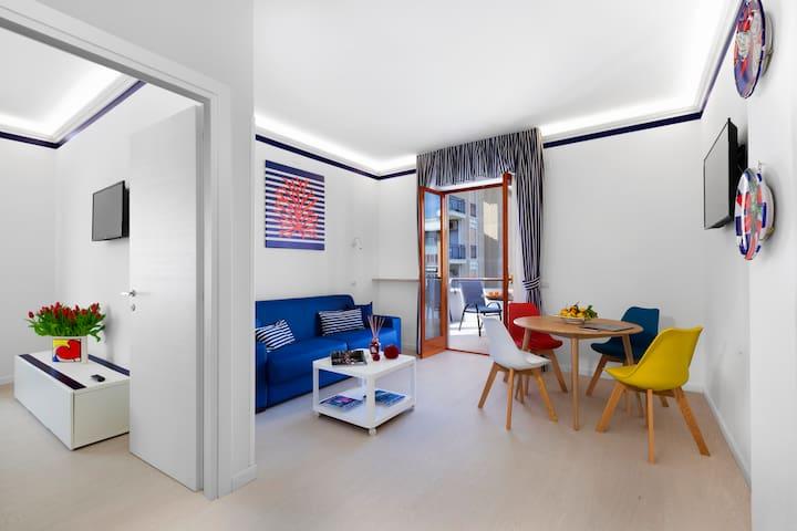 Maison Iolanda - Bleu