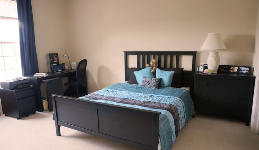 Quiet, Comfy Suite (1 Bed, 1 Bath)