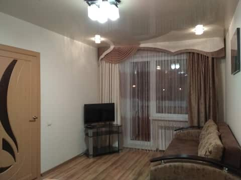 Сдается 1-комнатная квартира на срок от 1 месяца.