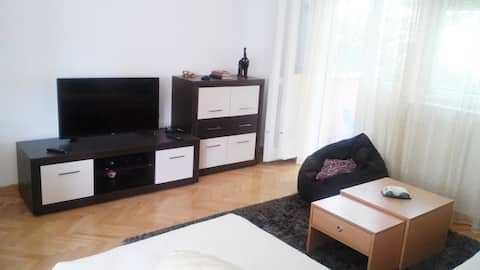 Spacious modern 2 bedroom apartment - Niš Center