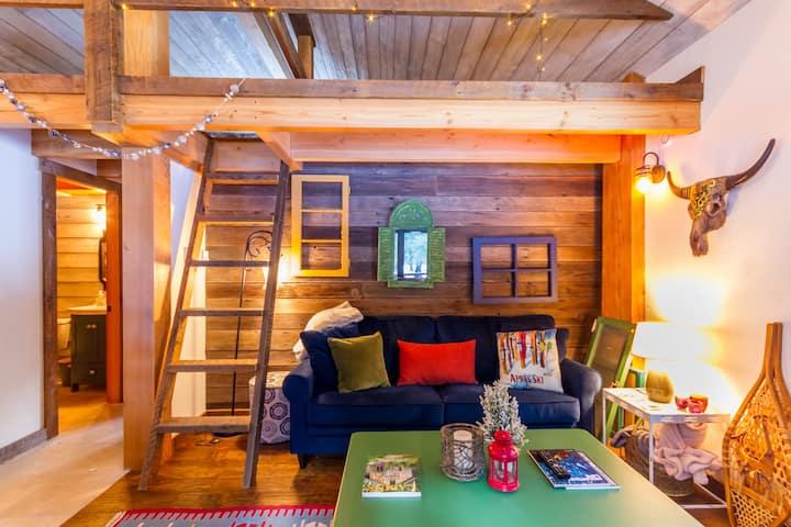 Hidden guesthouse