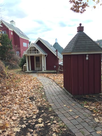 Shingle Valley Guesthouse - Shelburne Falls - Rumah Tamu