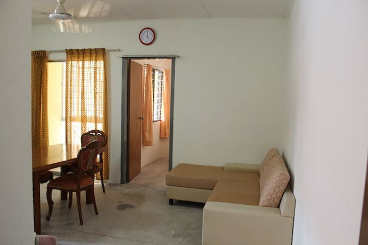 Full Furnished Apartment f Homestay - Seremban - Apartamento