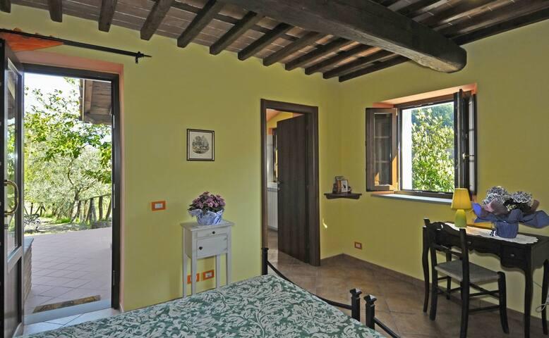 Agriturismo Antica Trattoria Eremo - Fabbriche di Vergemoli - Bed & Breakfast
