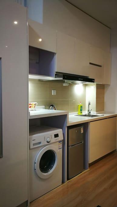 冰箱,洗衣机