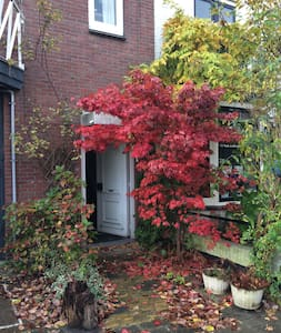 Cozy home near Amsterdam, Beach, bikes included! - Haarlem