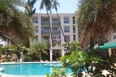 Go Goa - 5* property, close 2 beach - Colva
