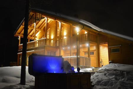 Villa Guru -the most luxurious villa in Lapland - Levi