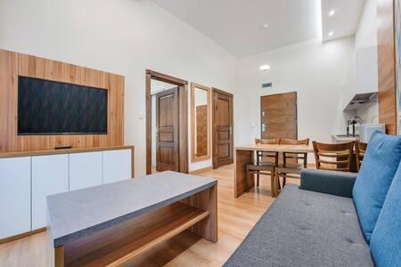 Cypel Helski Apartament A 17 dla 4 osób