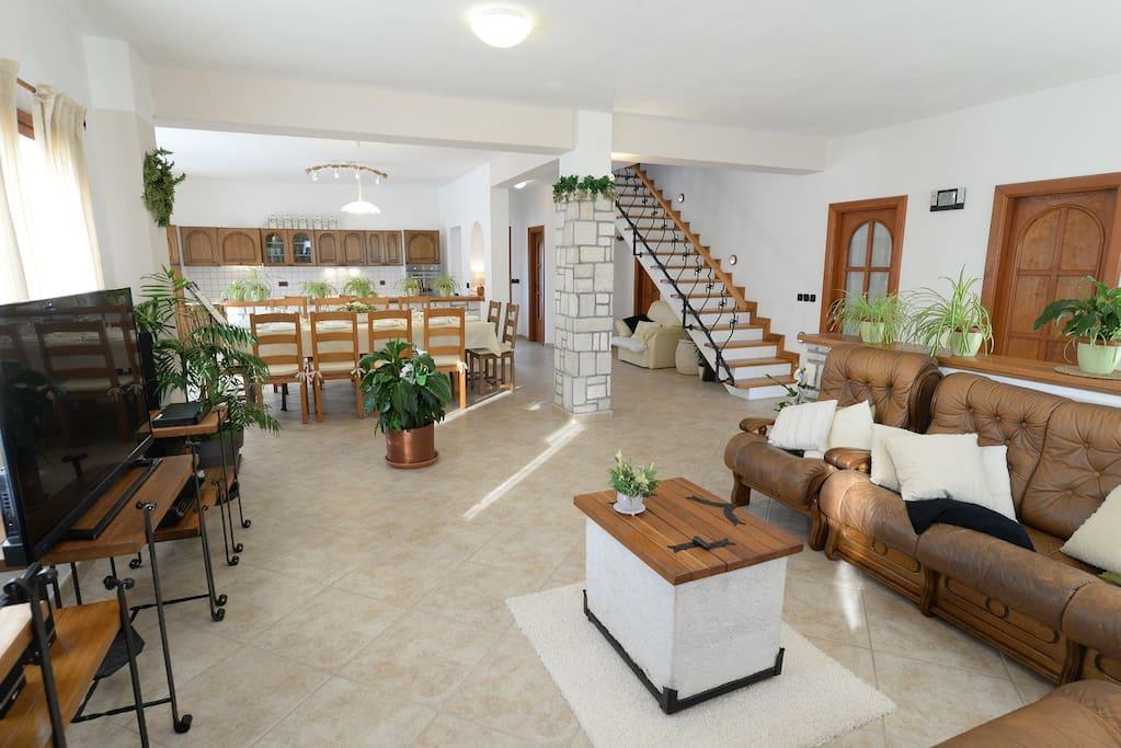 Living Room 80m2
