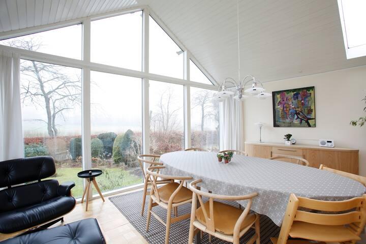 Luxury in heart of Roskilde 246 m2