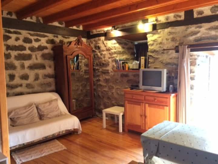 La Bergerie au coeur du Cantal à Coltines