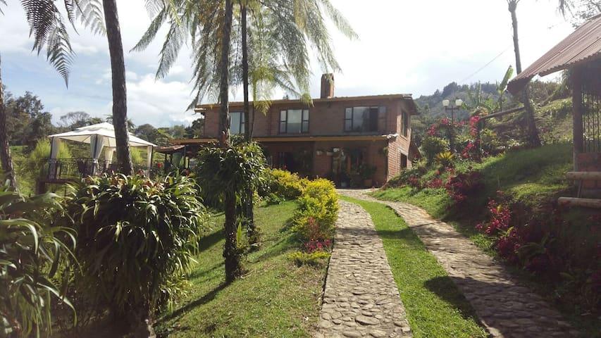 Finca La Milagrosa - Rionegro - House