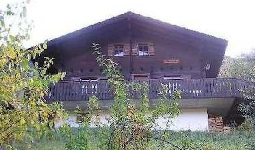 Herzlich willkommen im Binntal - Ernen - Chalet